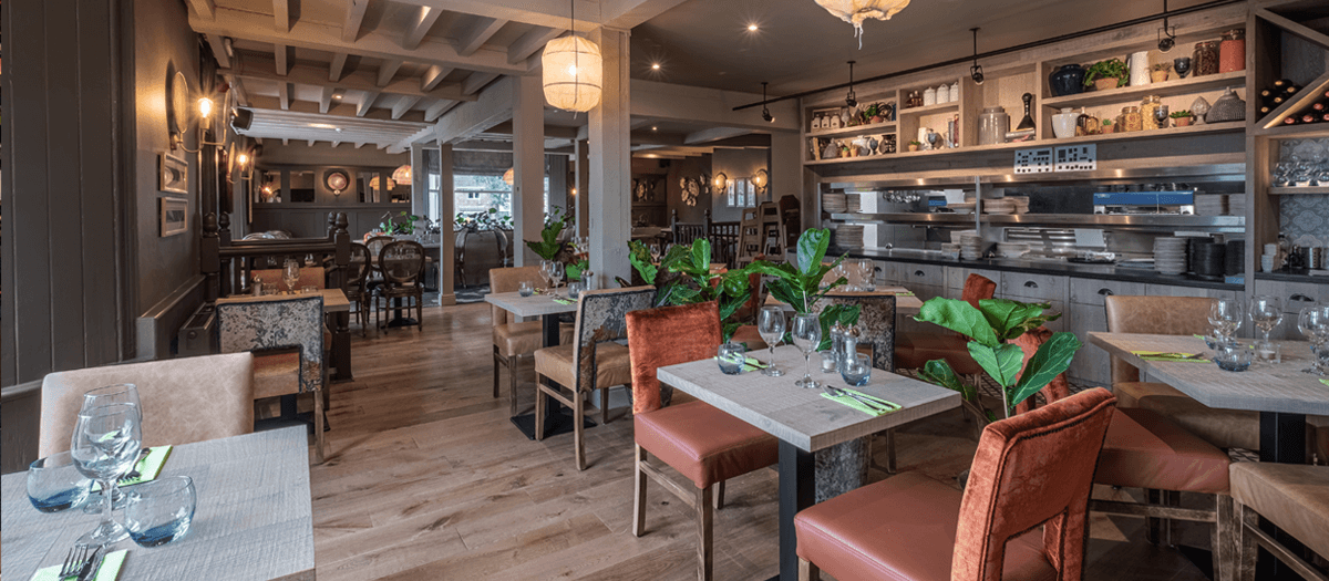 Ego at The Forest, Bromsgrove, Restaurant