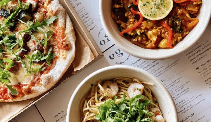 Ego Mediterranean Restaurants Takeaway